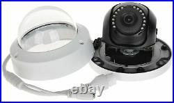 Hikvision 4K Security System NVR KIT 8CH Channel 2MP Dome POE Camera (ORIGINAL)