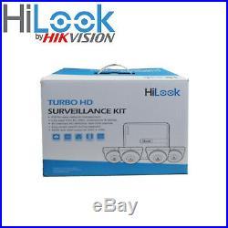 Hikvision 5mp Indoor Outdoor Hd Cctv System 4ch Dvr Camera 20m Night Vision Kit
