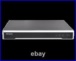Hikvision 8 CH Channel 4K 8MP NVR with 8 x 4MP Dome IP POE Camera Security System