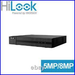 Hikvision 8mp Cctv System 4k 4ch Dvr Outdoor VIVID Hd Dome Camera Security Kit