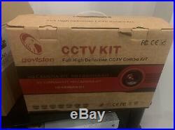 Hikvision CCTV HD 1080P 5mp Night Vision DVR Home Security System Kit
