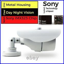 Hikvision Hilook CCTV KIT 4CH 8CH 5MP DVR 5MP HD Bullet Home Security System Kit