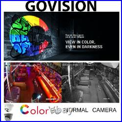 Hikvision Hilook Poe System 4ch 8ch Nvr Ip Cctv 5mp Colorful Camera Network Kit