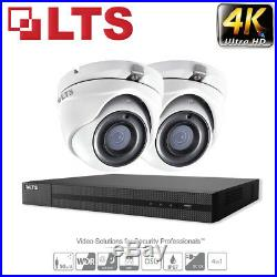 Hikvision Hiwatch Cctv System 4ch 8ch 1080 Dvr Dome Night Vision Camera Full Kit