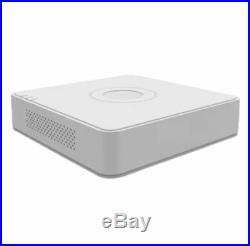Hikvision KIT HD 720p security camera kit, DVR, 4 cameras, power supply 1TB HDD