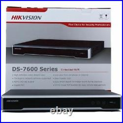 Hikvision Security System Kit 16CH POE Security System 2MP CAMERA WithHARD DISK