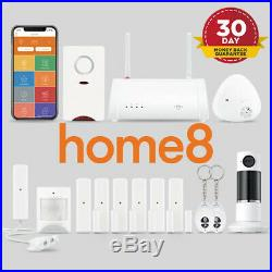 Home8 Wireless Home Security System 14 piece Kit. Include One (1) HD Twist Cam