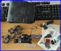 Insight Lam1000 ILWLP peq14 peq6 rare historic kit Working complete set