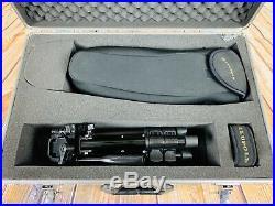 Leupold SX-1 Ventana Spotting Scope Kit 15-45X60mm In The Original Hard case New
