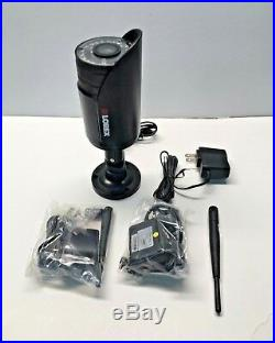 Lorex LW2277B wireless security camera withwireless receiver COMPLETE KIT