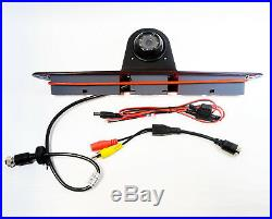 Mercedes Sprinter IR LED Brake Light Rear View Reverse Camera Monitor Kit