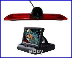 Mercedes Sprinter/VW Crafter Rear Brake Light Sony CCD Reversing Camera Kit