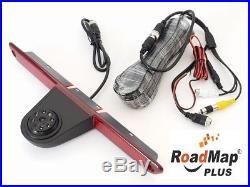 Mercedes sprinter reversing camera sonyccd Brake Light kit 7 inch monitor