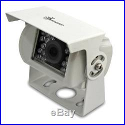 Mirror Monitor Reversing Camera Kit Rear View Rearview Reverse System Van