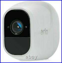 NEW Arlo Pro Home Security System Camera Kit with Audio Doorbell and Chime