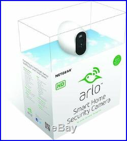 NEW NETGEAR Arlo Smart Home 2 HD Security Camera Kit 100% Wire-Free Night Vision