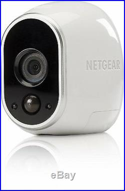 NEW NETGEAR Arlo Smart Home 4 HD Security Camera Kit 100% Wire-Free Night Vision