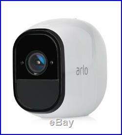 NEW Netgear Arlo Smart Home Security Kit HD Pro Camera + Audio Doorbell + Chime