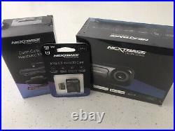 NEXTBASE 422GW Dash Cam with Hardwire Kit And 64GB U3 Memory Card Bundle BNIB