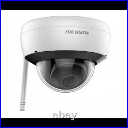 NK44W1H-1T(WD) Hikvision 4MP WIFI Dome Camera Kit with 1TB, 30m Nightvision H265
