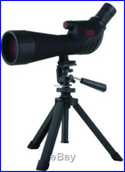 New Redfield Rampage Angled Spotting Scope Kit, 20-60x80mm 114651