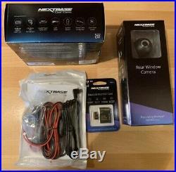 Nextbase 522GW 1440p QHD Front & Rear Dash Cam FREE 64GB SD CARD & HARDWIRE KIT