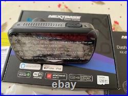 Nextbase 622GW 4K QHD Front Dash Cam 128GB SD CARD WiFi GPS Lens Hardware Kit