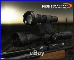 Night Master NM800 Turbo Kit Hunting Lamp Green Envy LED