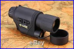 Night Vision Monocular Head Mounted Kit for Security Investigation