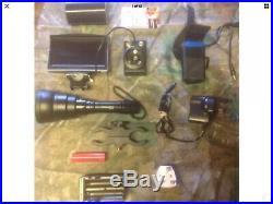 Night Vision Scope Optics Nitesite Gun Rifle Add On Your Scope DIY Nv Kit