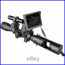 Night Vision Scopes Hunting Optics Sight Tactical 850nm Infrared LED IR Camera