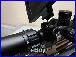 Night vision add on kit to add to your existing scope with 5 800x480 HD screen