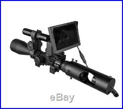 Night vision add on kit to add to your existing scope with 8 month warranty
