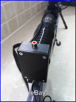 Night vision add on kit to add to your existing scope with video outport