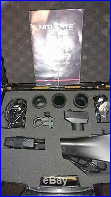 NiteSite Viper Night Vision scope camera Conversion Recording Kit 100m/110 Yds