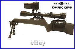 Nite site Nitesite Viper Dark Ops Night Vision Kit 100m Scope Conversion Dark op