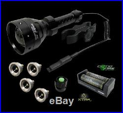 Opticfire TX-67 T67 LED Deluxe/Supreme scope lamping kit hunting torch NV lamp