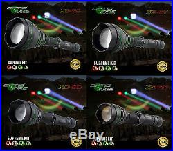 Opticfire XC 4 LED Supreme high power hunting torch lamping lamp NV light kit