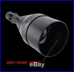 Opticfire XS 4 LED High power hunting torch lamping lamp gun light supreme kit