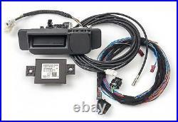Original MERCEDES NTG5s1 CLA W117 motorized rearview parking camera retrofit kit