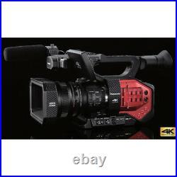 Panasonic AG-DVX200 4K Handheld Camcorder + 64GB + Filter Kit + Tripod Bundle