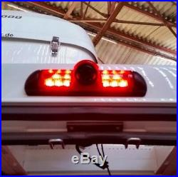 Peugeot Boxer Van Rear Reverse Camera Brake Light 5 Inch Kit 2006 2018, UK