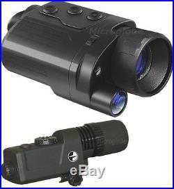 Pulsar Recon X325 Digital Night Vision Monocular Kit 78027K (UK Stock)