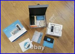 RING Video Doorbell Pro Kit With Chime (boxed, opened and unused)