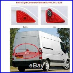 Rear View Reverse Camera kit for Renault Master / Nissan NV400 / Opel Movano