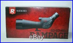 Redfield Rampage 20-60x80mm Kit Angled Spotting Scope #114877