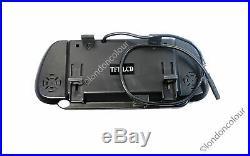 Renault Master 2010 Onwards Reverse Brake Light Camera +7 Clip-on Monitor Kit