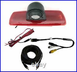 Renault Trafic Reversing Camera Kit For Brake Light Integration (2014 -Present)