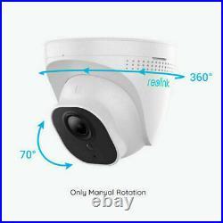 Reolink 4K Security Camera System 16CH 8MP PoE NVR Kit Night Vision RLK16-800D8