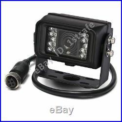 Reversing 2-camera Kit Revese System 5 Rear View LCD For Forklift Rv Ag Tractor